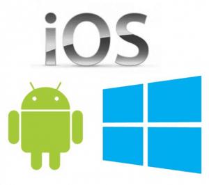ios andorid windows