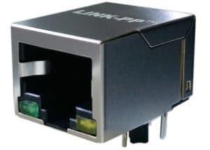 Izgled LAN konektora