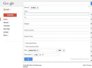 AIKU računari Internet Savjeti - Šta je Gmail? 6