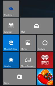 AIKU računari - Vodič kroz Windows 10 Start menu 4