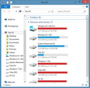 AIKU računari Savjeti - Particije na hard disku