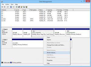 AIKU računari Savjeti - Particije na hard disku 1