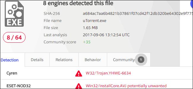 AIKU računari Savjeti - Kako provjeriti da li je datoteka sigurna za preuzimanje?