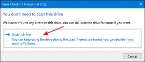 AIKU računari - Kako skenirati hard disk koristeći 'Error Checking'? 1