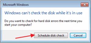 AIKU računari - Kako skenirati hard disk koristeći 'Error Checking'? 5