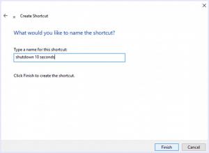 AIKU računari - Kako postaviti tajmer za isključivanje računara u Windows 7, 8, 10 4
