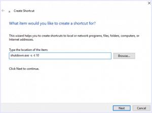 AIKU računari - Kako postaviti tajmer za isključivanje računara u Windows 7, 8, 10 2