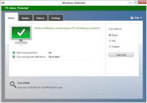 AIKU računari Internet Savjeti - Kako zaštititi Windows računar? 3