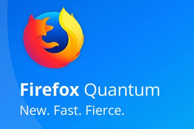 AIKU računari - Novi Firefox: Firefox Quantum 2