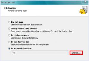 AIKU računari - Kako vratiti izbrisane datoteke iz Recycle Bin? 7