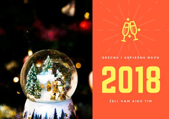 AIKU računari - Srećna nova godina