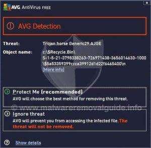 AIKU računari - Trojan Horse Malware 2
