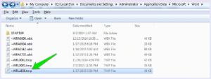 AIKU računari Savjeti - Kako obnoviti nesačuvan MS Word dokument? 2