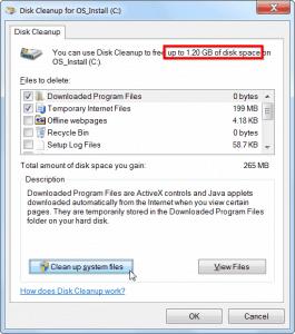 AIKU računari - Oslobodite prostor na hard disku 3