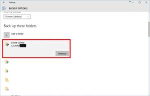 AIKU računari - Kako koristiti File History u Windows 10 5
