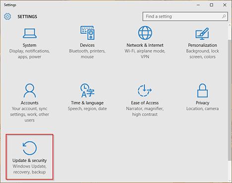AIKU računari - Kako koristiti File History u Windows 10