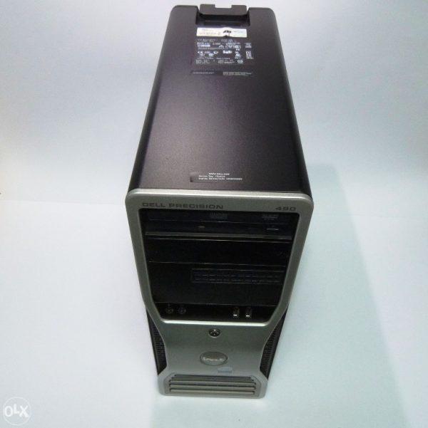 - DELL PRECISION 490 radna stanica Xeon 8GB