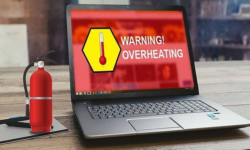 AIKU računari - Pregrijavanje laptopa