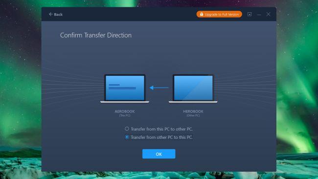 AIKU računari - Kako prenijeti datoteke na novi računar 2